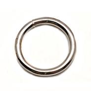 Sedlářské kroužky svařované pr.40mm Fe